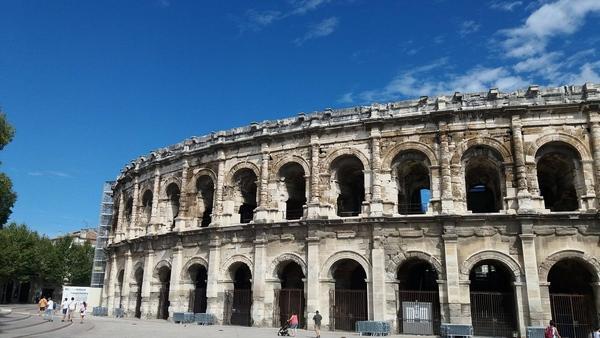 Nîmes et ses vestiges